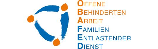 Logo Offene Behindertenarbeit – Familienentlastender Dienst