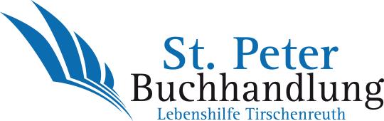 Logo Sankt Peter Buchhandlung, Tirschenreuth