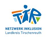 Logo des Netzwerks Inklusion Landkreis Tirschenreuth