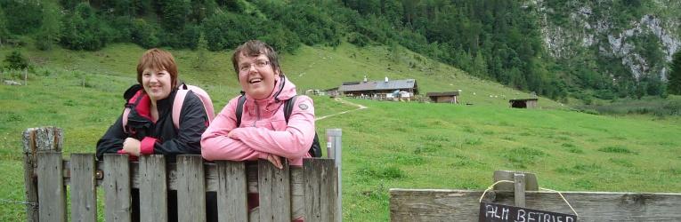 Bergurlaub Salzburgerland