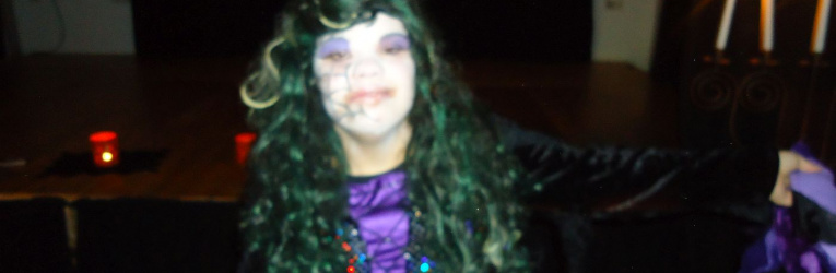 Halloweenparty in der Lebenshilfe
