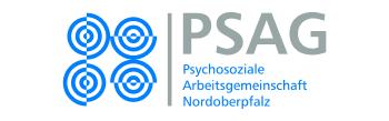 Logo der PSAG – Psychosozialen Arbeitsgemeinschaft Nordoberpfalz